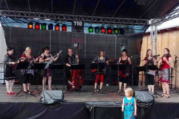 Tamburizzafestival in St. Johann, 09.07.2016