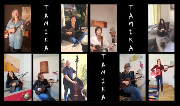TAMIKA Corona Video